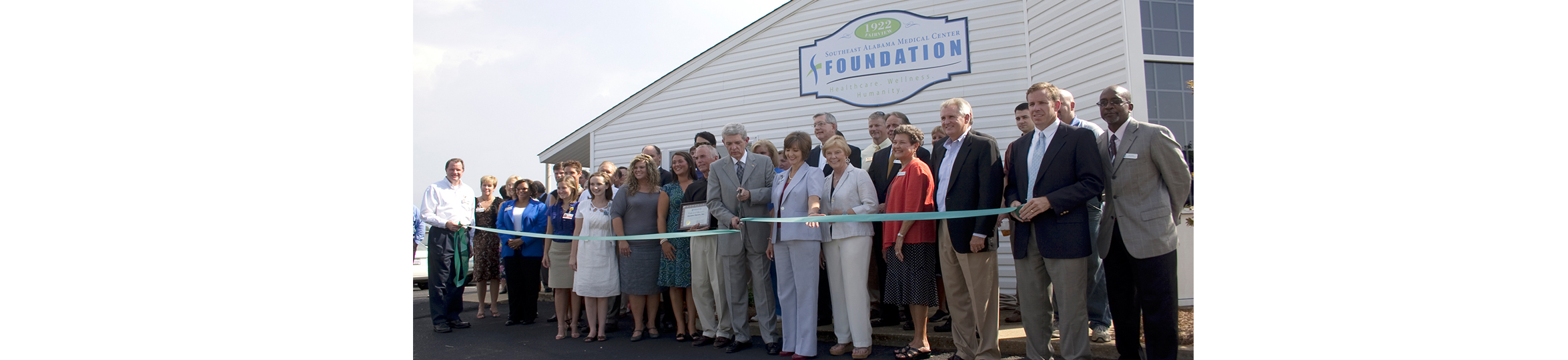 FoundationRibbonCutting