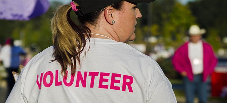Volunteer copy